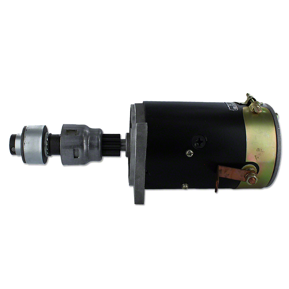 FDS324 Starter With Drive (Bendix)