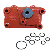FDS3351 - Hydraulic Lift Cover Block-Off Plate