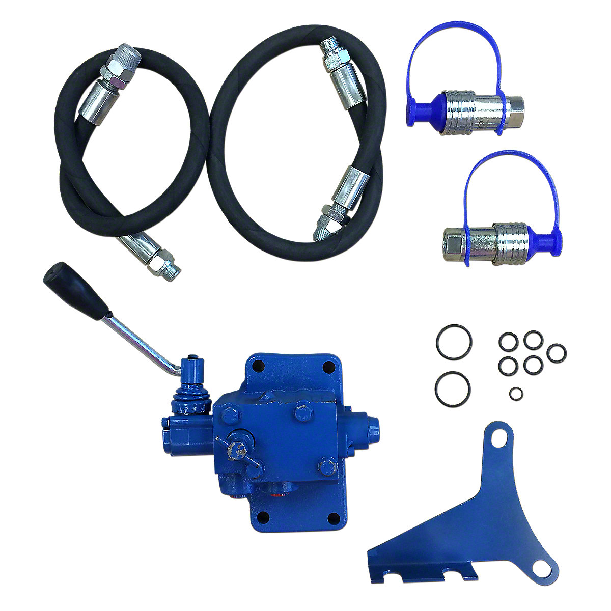 FDS3364Single Spool Double Acting Hydraulic Remote Valve Kit