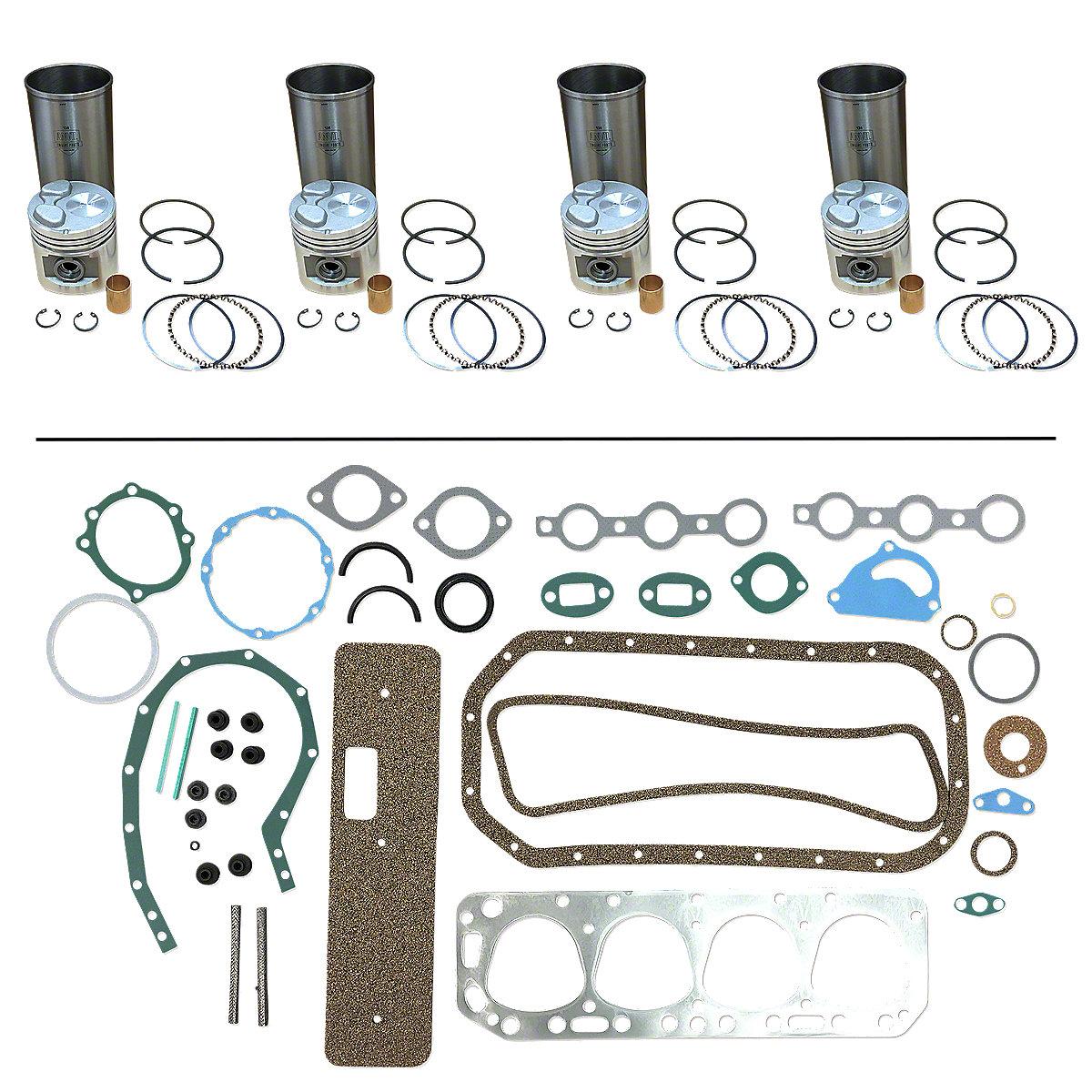 FDS3457Base Engine Kit