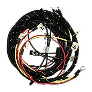 FDS3798 - Restoration Quality Wiring Harness for Tractors Using 1 Wire Alternator