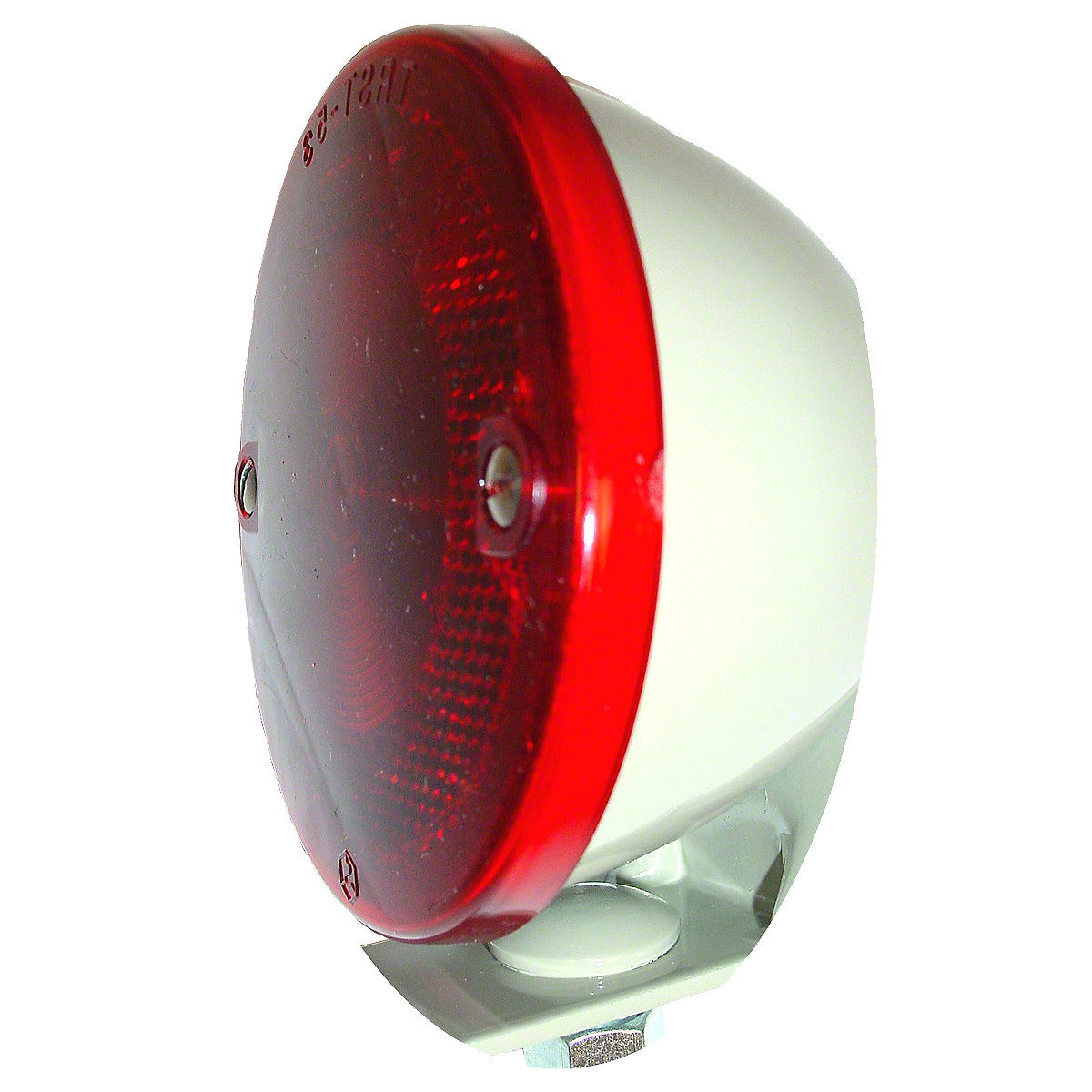 FDS448 Restoration Quality Duolamp Tail Light Assembly With Bracket, ...