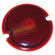 FDS454 - Red Tail Lite Lense (Glass)