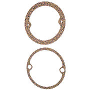 FDS454GK - Gaskets For Red Tail Lite Lens To Housing Consists Of 2 Gaskets (Inner And Outer)