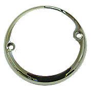 FDS456 - Tail Lite Lens Ring (Bezel) Stainless Steel