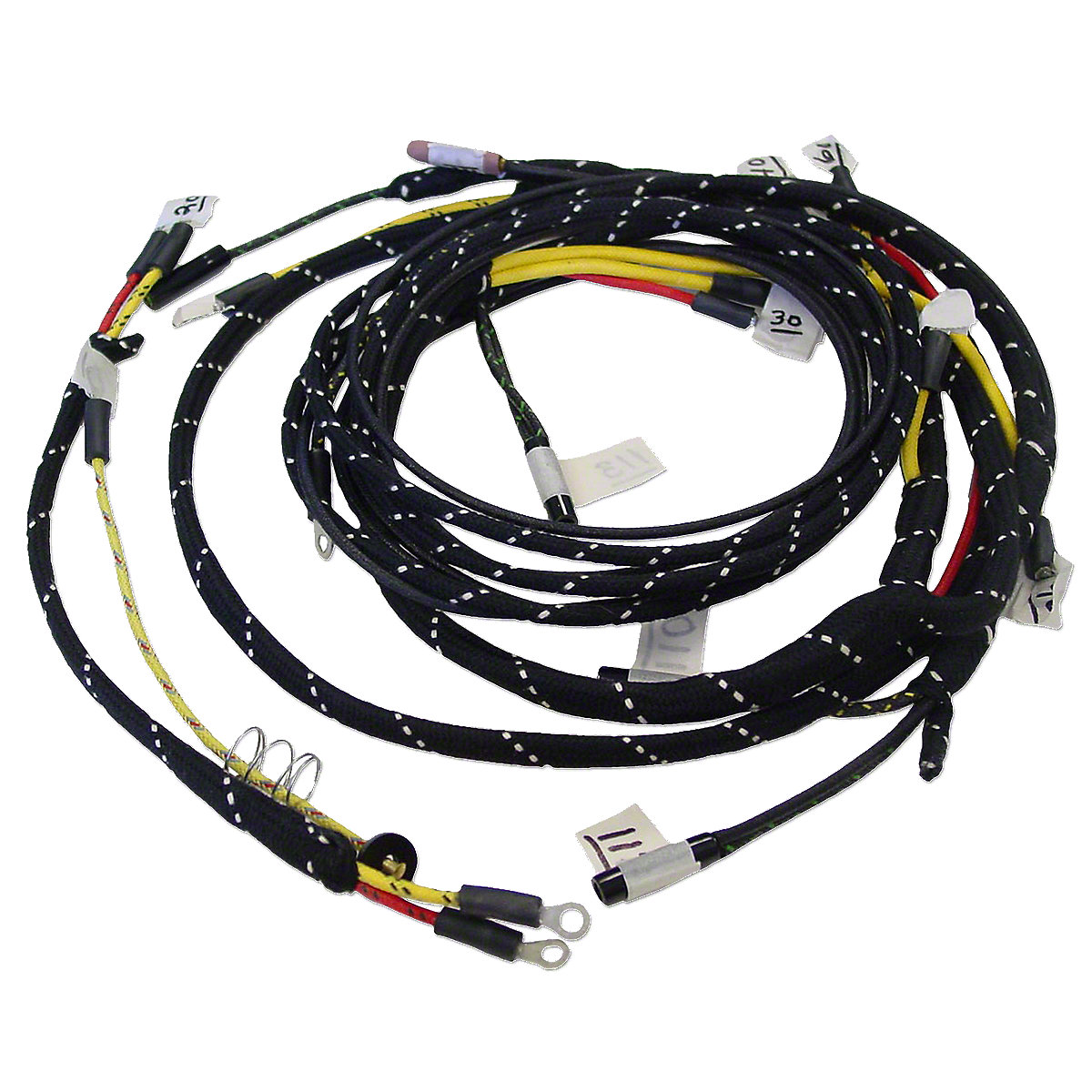 Stupendous Motorcycle Wiring Harness Restorations Basic Electronics Wiring Wiring Digital Resources Counpmognl