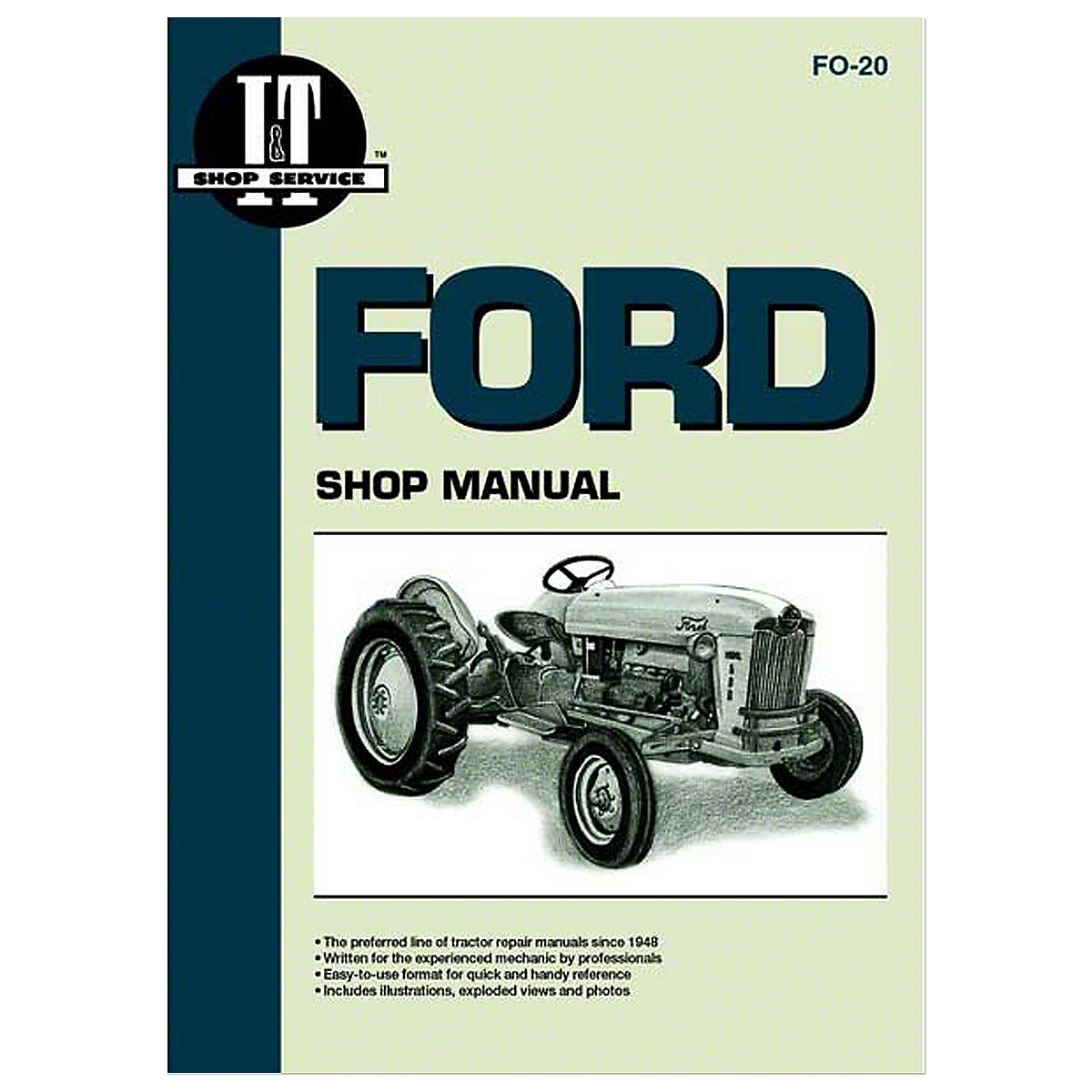 fo20 i t shop service manual rh steinertractor com ford i&t shop service manual fo-4 IT Services