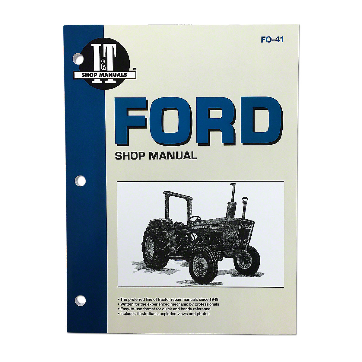 I t shop service manual fo41 ford pooptronica Images