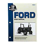 FO41 - I & T Shop Service Manual