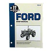 FO44 - I & T Shop Service Manual