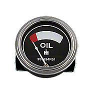 IHS1666 - Oil Pressure Gauge (0 - 45 Psi) - Dash mount