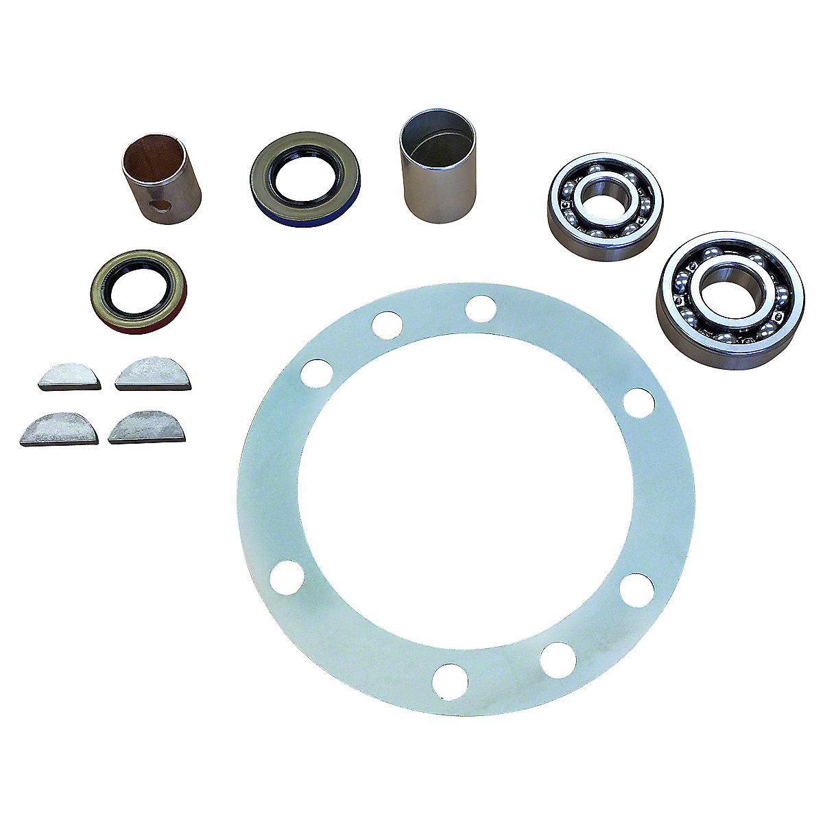 IHS1800New and Improved! 11-Piece Steering Sector Bushing, Bearing & Seal Kit