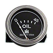 IHS1871 - Oil Pressure Gauge (0-45 PSI) - Dash mounted