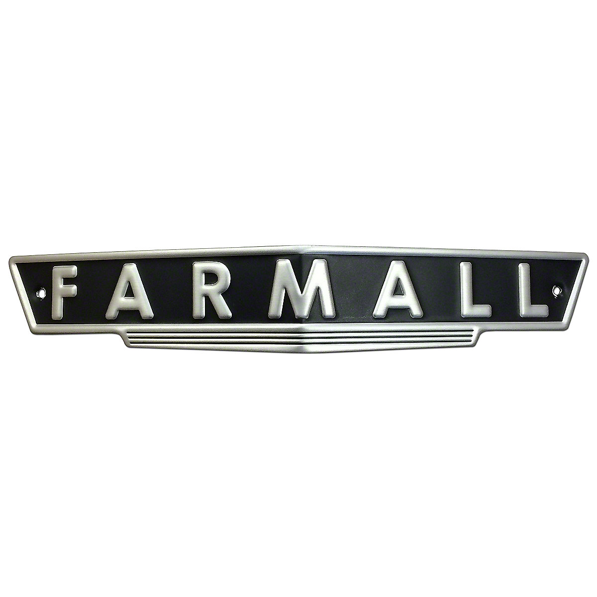 IHS194 Farmall front emblem for Farmall H models and Farmall M models
