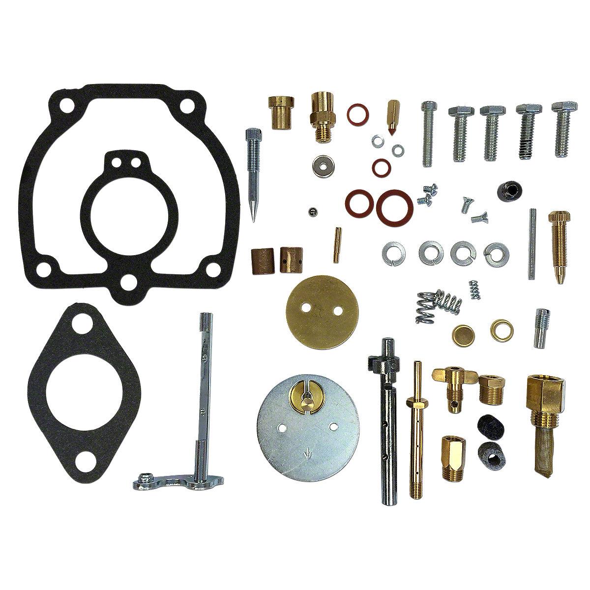Premium Carburetor Repair Kit IHS3319