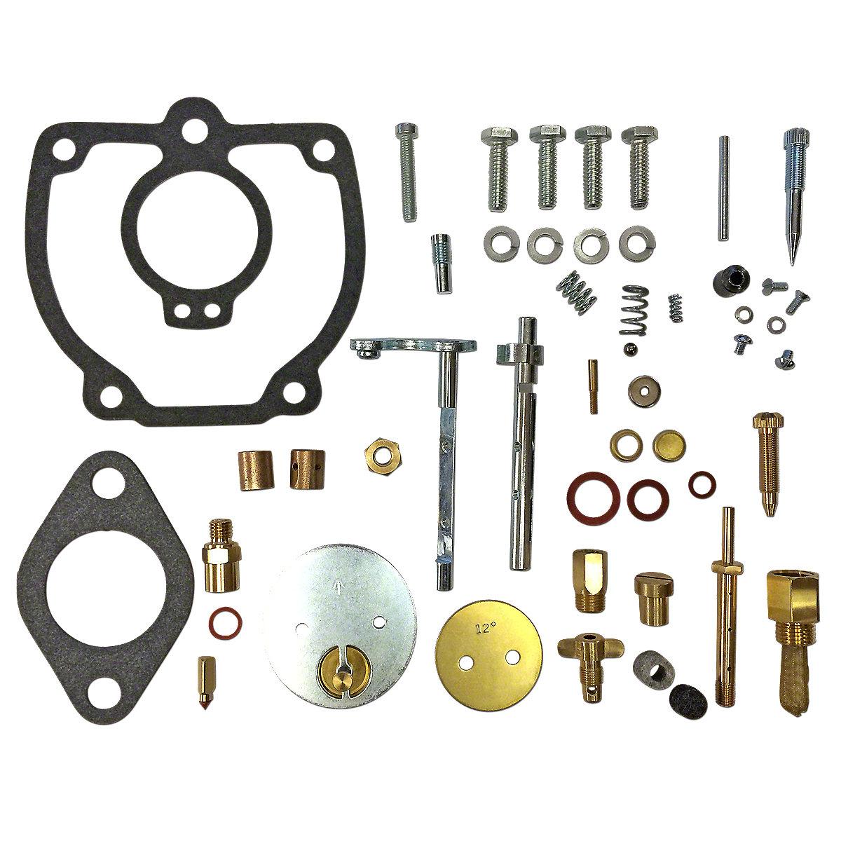 Premium Carburetor Repair Kit IHS3332
