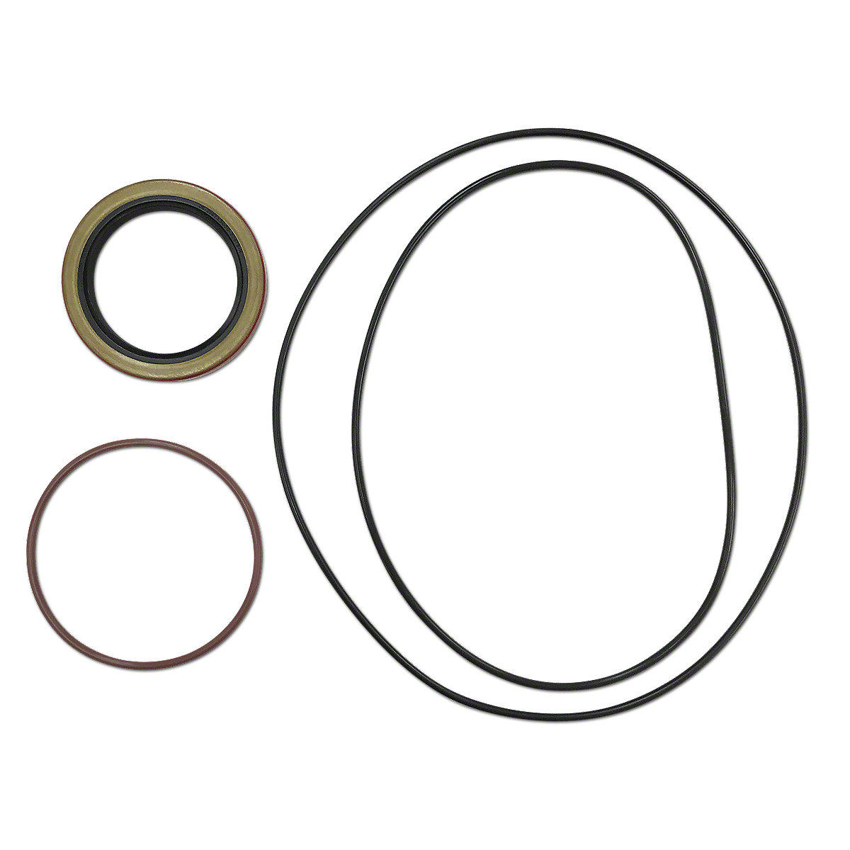 brake disc seal kit ihs3455