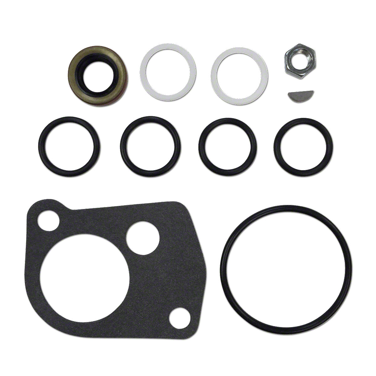 Thompson hydraulic pump gasket o ring and seal kit ihs3520 for White hydraulic motor seal kit