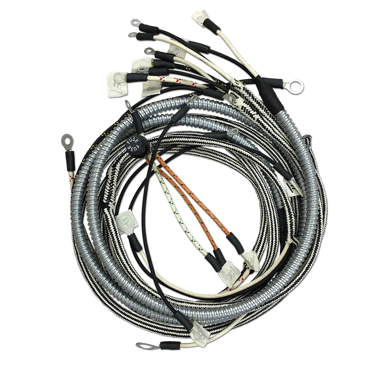 Wiring Harness Kit Ihs2929 Farmall B Restoration Quality