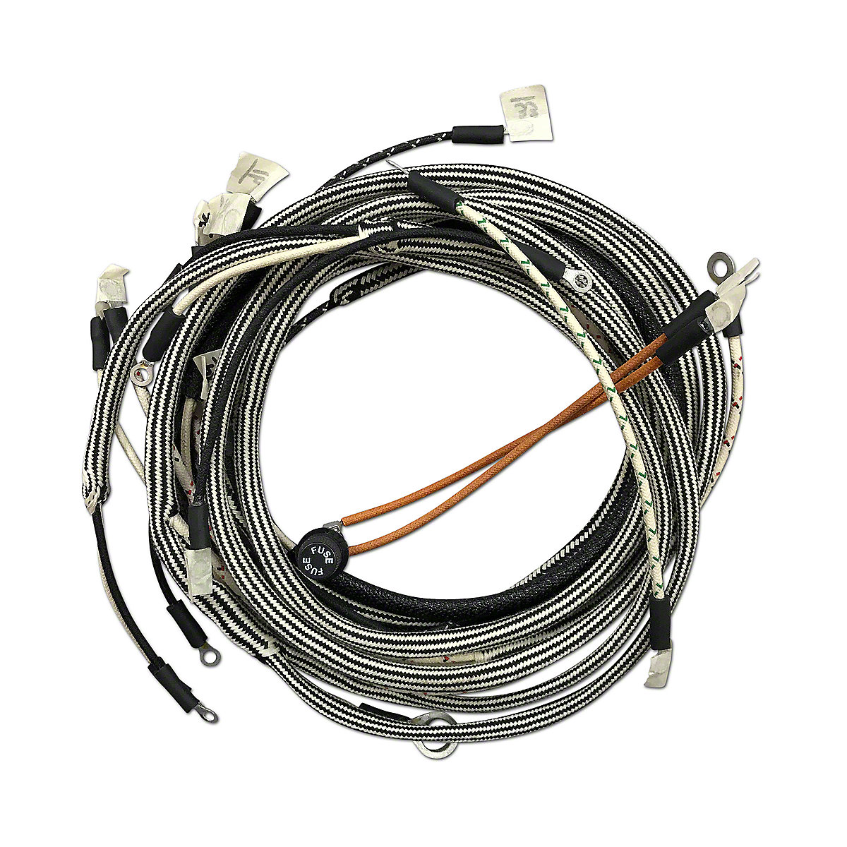 WRG-3991] Farmall B Wiring Harness on