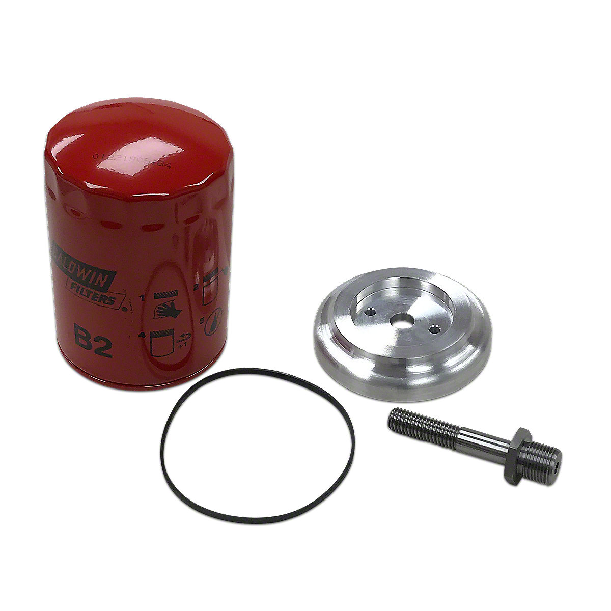 IHS3926 Spin On Oil Filter Adapter Kit
