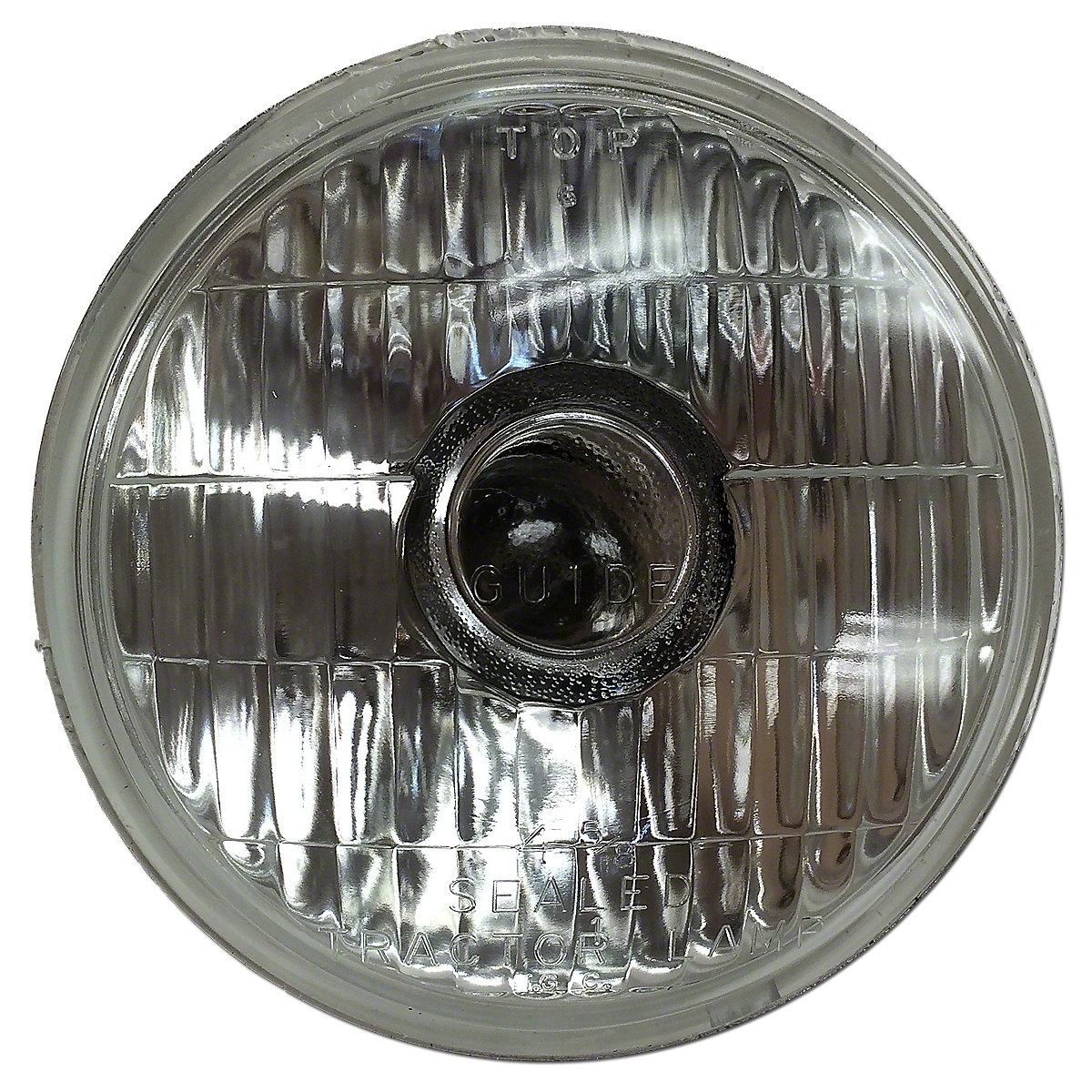 6 Volt Tractor Headlight Bulb : Volt sealed beam bulb farmall super m