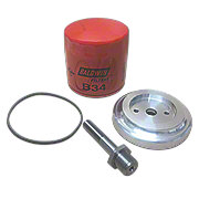 IHS4177 - Spin-On Oil Filter Adapter Kit