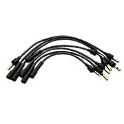 IHS4325 - Spark Plug Wiring Set (pre-assembled) with straight boots, 6-cyl.