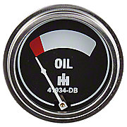 IHS454 - Oil Pressure Gauge With Studs (0-75 PSI)