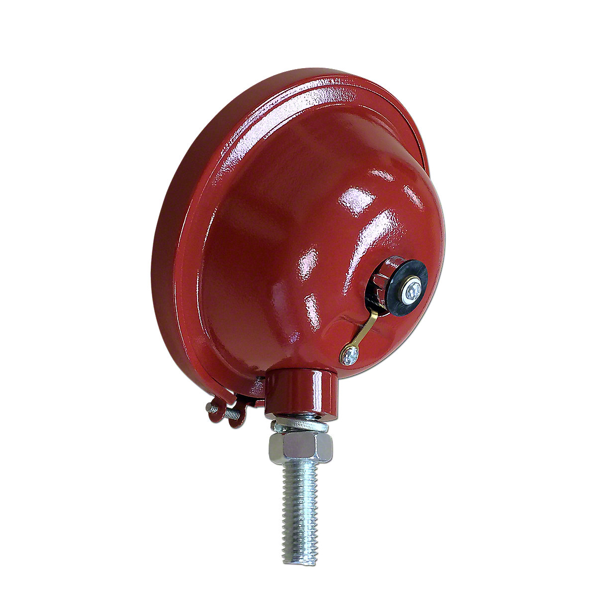 IHS46312 Volt Flat Back Headlight Assembly
