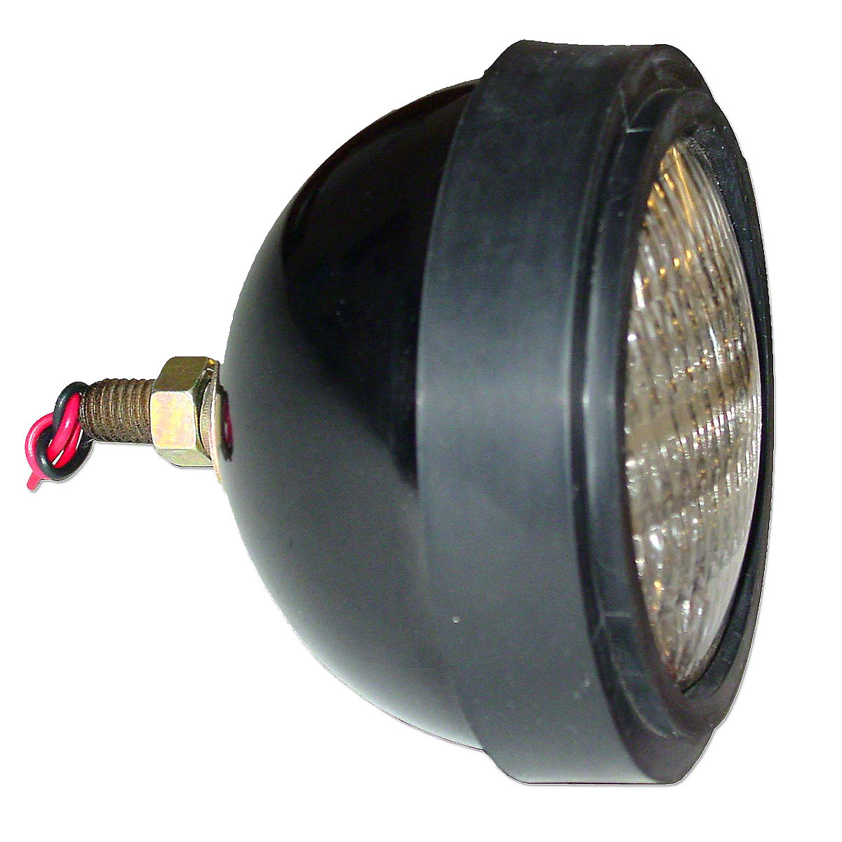 Universal Tractor Lights : R  ihs volt sealed beam headlight
