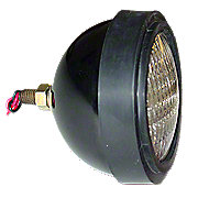 IHS647 - 12 Volt Sealed Beam Universal Headlight Assembly -- Fits a wide variety of brands & models