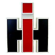 IHS835 - IH Emblem (for front emblem or for cab emblem)