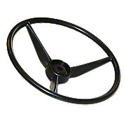 "IHS860 - Serviceable Steering Wheel (15"" With Covered Spokes)"