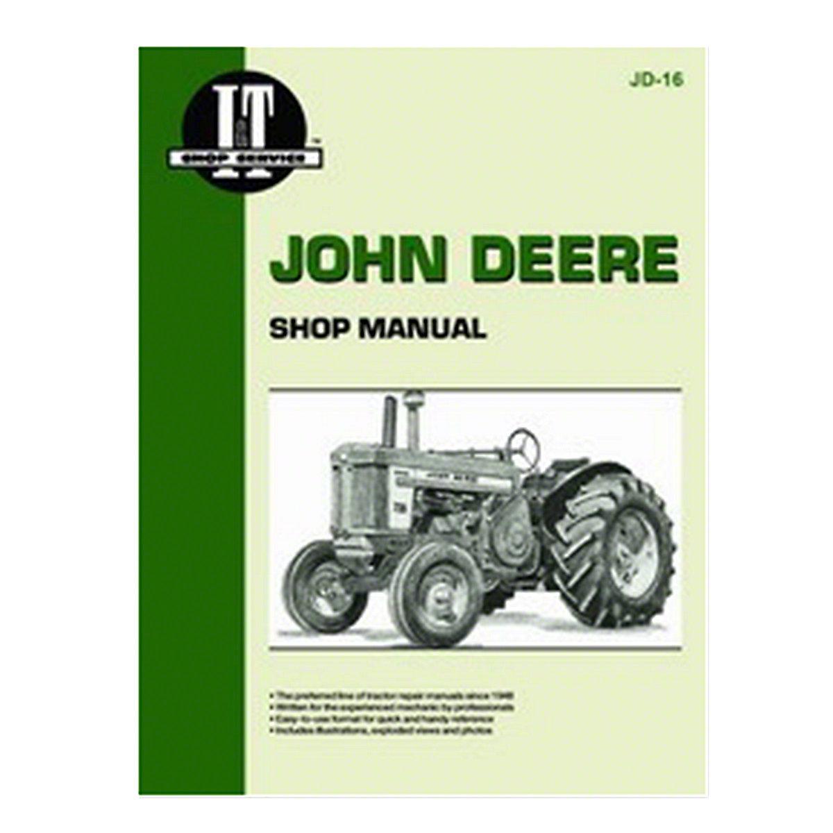 JD16I&T Shop Service Manual