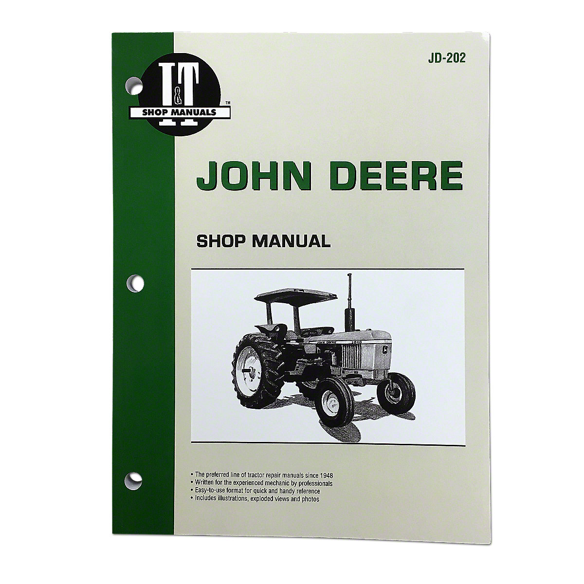 JD202 I & T Shop Service Manual