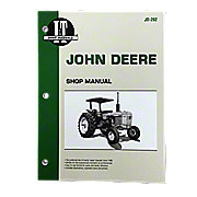 I & T Shop Service Manual John Deere Starter Wiring Diagram on