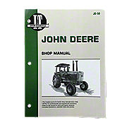 JD50 - I & T Shop Service Manual