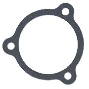 JDS2023 - PTO 3 Bolt Bearing Cover Gasket (For PTO Clutch Shaft)