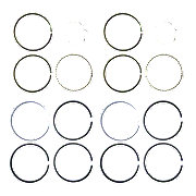 JDS2094 - Piston Ring Set 2-Cylinder