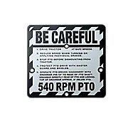 JDS313 - Be Careful Plate