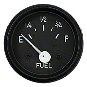 JDS3476 - 12-Volt Negative Ground Fuel Gauge