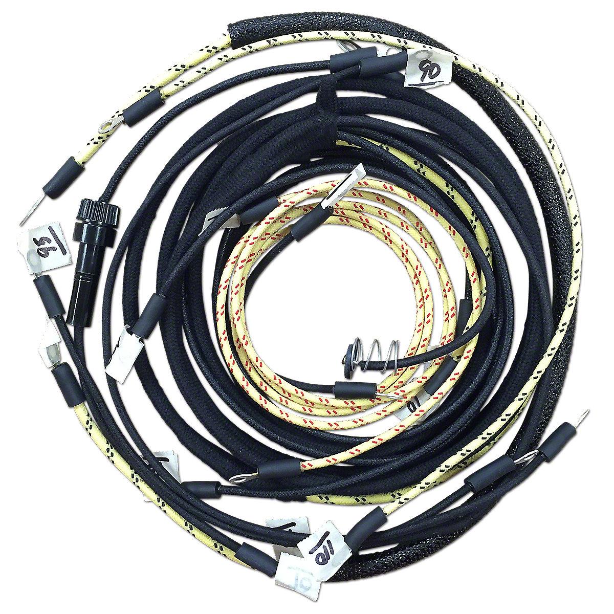 restoration quality wiring harness jds3572