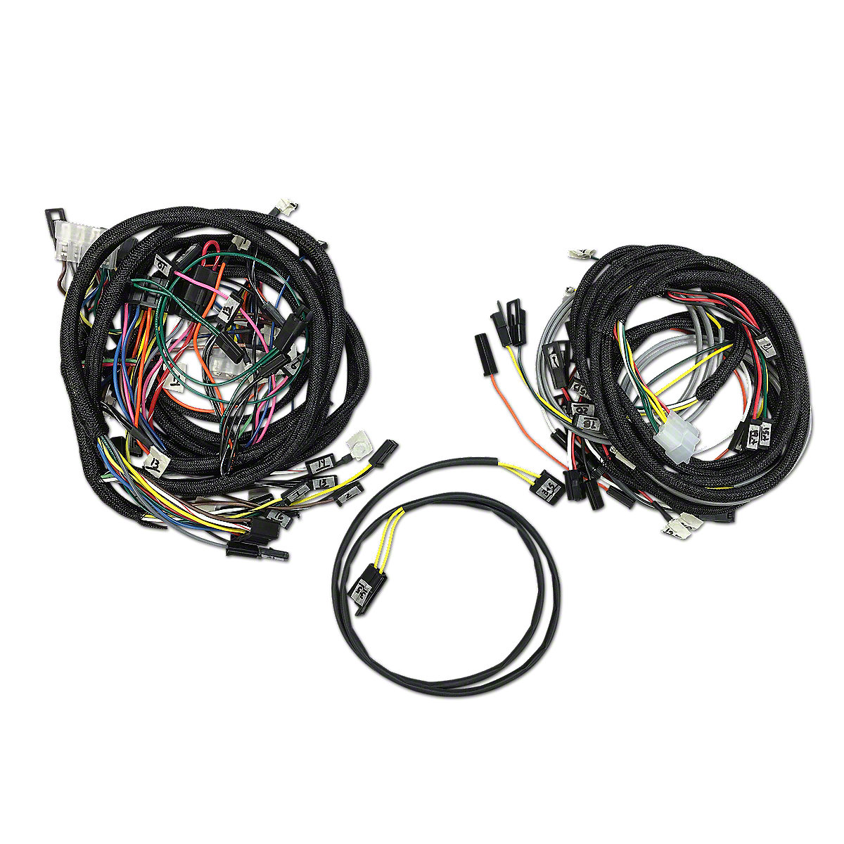 Restoration Quality Wiring Harness Jds3606 Mf 240