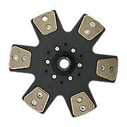 JDS3692 - New 6 Pad Button Clutch Disc