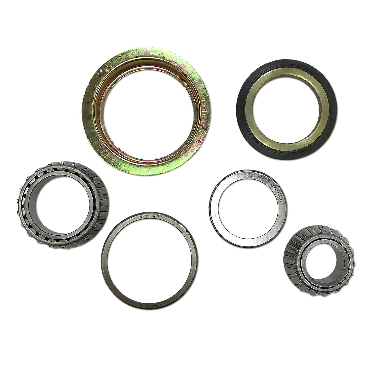 JDS3843 Front Wheel Bearing Kit