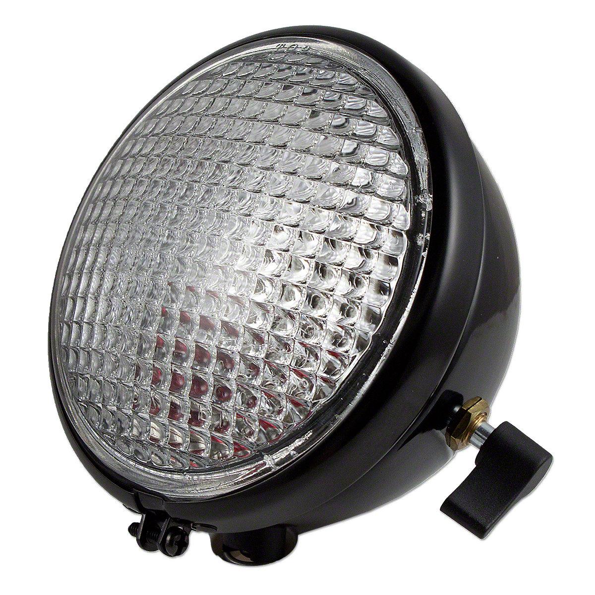 6 Volt Tractor Lights : Jds volt rear combo red dot lamp
