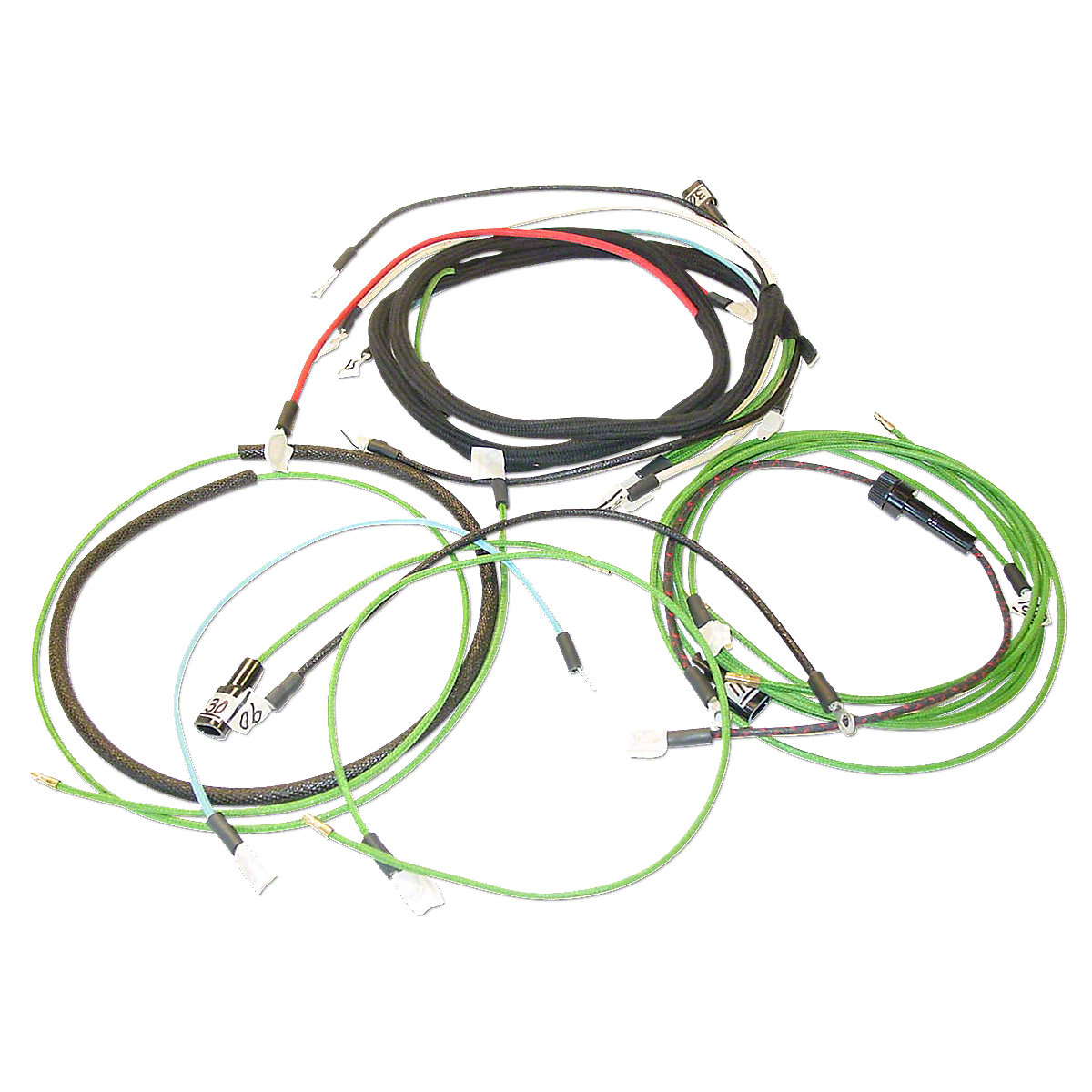 Jds818 Wiring Harness Ford 9n