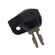 KEY3302 - Ignition Key with Original Style Plastic Knob