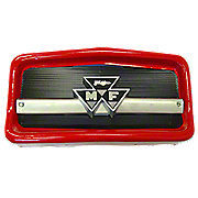 MFS004 - Metal Nose Cone With Screen & Emblem